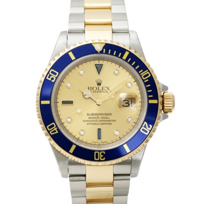 ROLEX SUBMARINERDATE 16613SGA watch