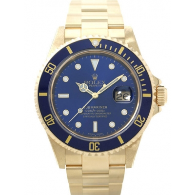 ROLEX SUBMARINERDATE 16618 watch
