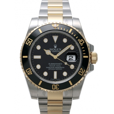 ROLEX SUBMARINERDATE 116613LN watch