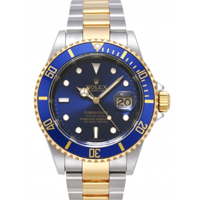 ROLEX SUBMARINERDATE 16613 watch