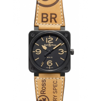 Bell & Ross BR01-92 Automatic 46mm Watch BR01-92 Heritag