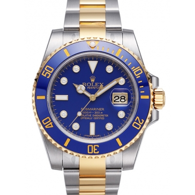 ROLEX SUBMARINERDATE 116613GLB watch