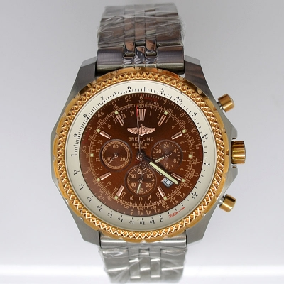Breitling Watches Bentley T Rose Gold
