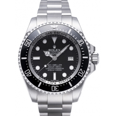 ROLEX SUBMARINERDEEP SEA 116660 watch