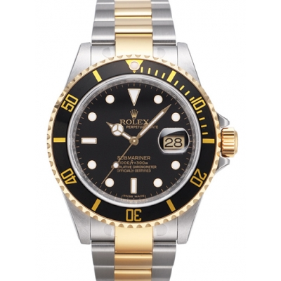 ROLEX SUBMARINERDATE 16613B watch