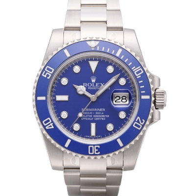 ROLEX SUBMARINERDATE 116619GLB watch