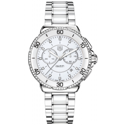 Tag Heuer Formula 1 Ladies Chronograph Watch