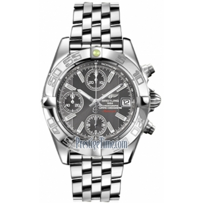 Breitling Watch Chrono Galactic a13358L2/m522-ss