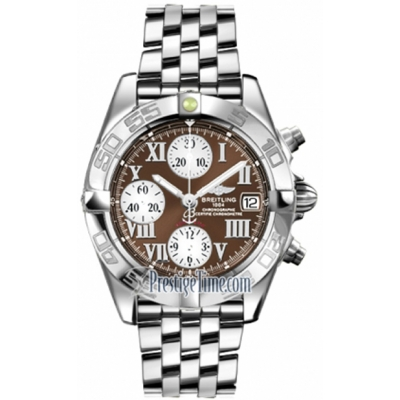 Breitling Watch Chrono Galactic a13358L2/q520-ss