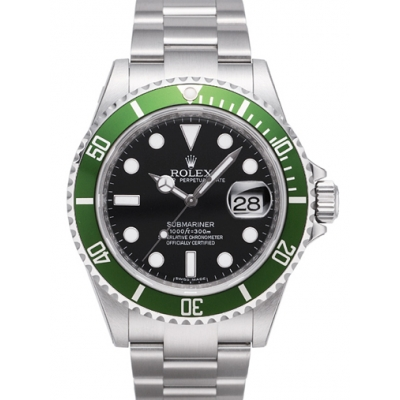 ROLEX SUBMARINER DATE 16610LV watch