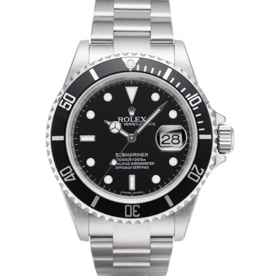 ROLEX SUBMARINER DATE 16610 watch