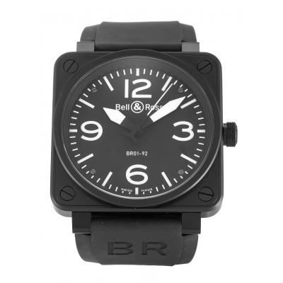 Bell and Ross BR01-92 Carbon-46 MM